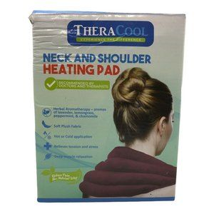 Heating Pad for Neck and Shoulders | Microwavable